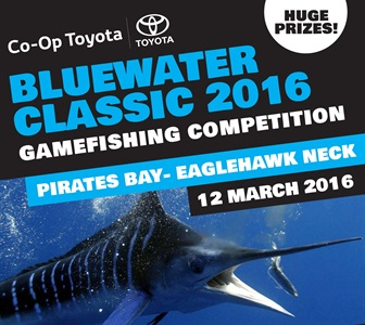 Co-Op Toyota sponsors the Game Fish Tasmania - Sports Fishing Club